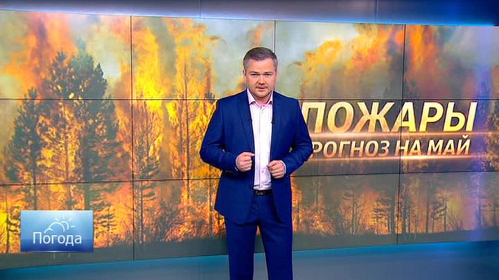 """""""Погода 24"""": Россия в огне"""