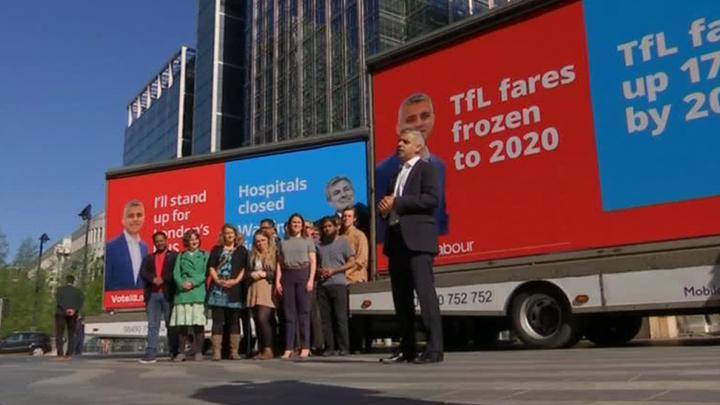 Выборы в Британии: мэр Лондона выбрал себе преемника-миллиардера
