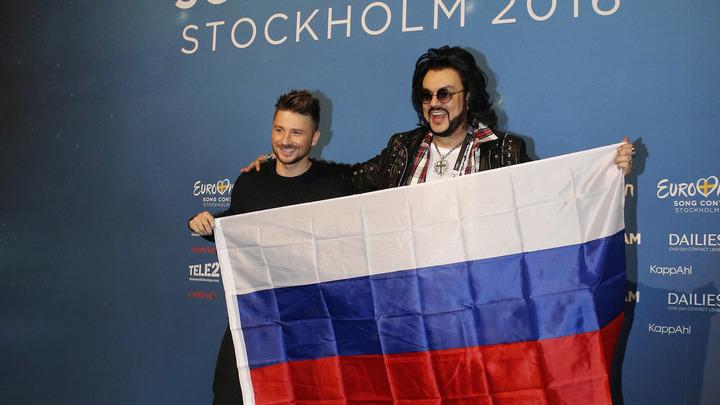 """""""Евровидение-2016"""". Стокгольм. Пресс-конфереция"""