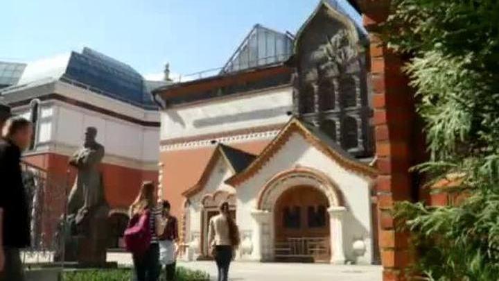 Об истории Третьяковки расскажет выставка в Лаврушинском переулке