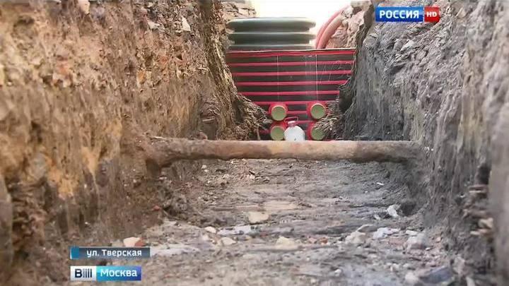 Вести.ru: при раскопках на тверской найден инструмент фальши.
