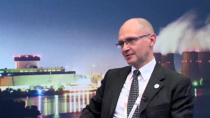 Кириенко: опыт российских АЭС интересует весь мир