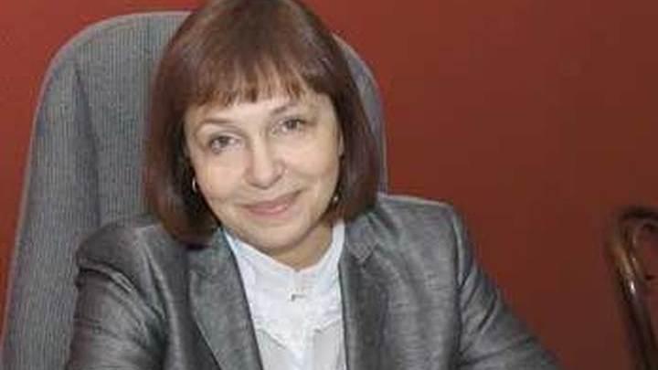 Татьяна Михайловна Горяева
