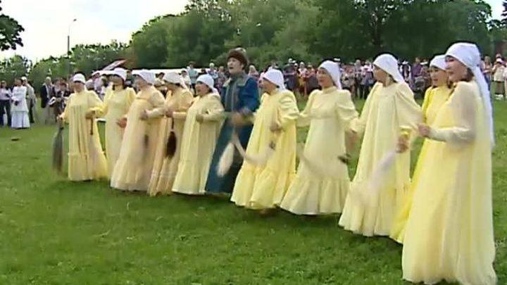 Якутский праздник лета отметили в Коломенском