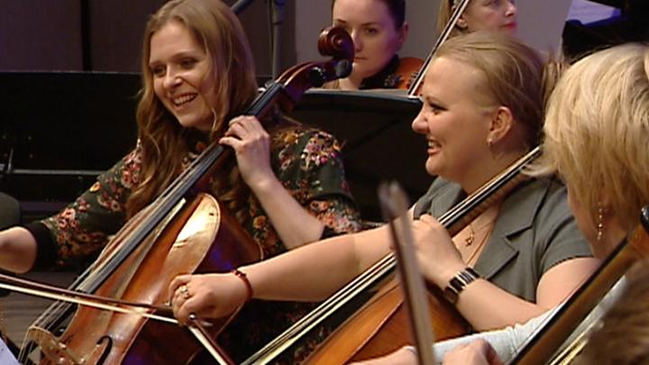 """""""Вивальди-оркестр"""" выступил с новой концертной программой"""