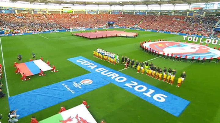 Евро-2016: сборная России выбыла из борьбы