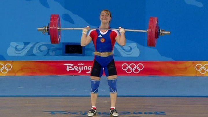 Российским штангистам грозит отстранение от Олимпиады-2016