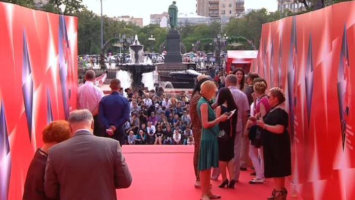 Открылся 38-й Московский международный кинофестиваль