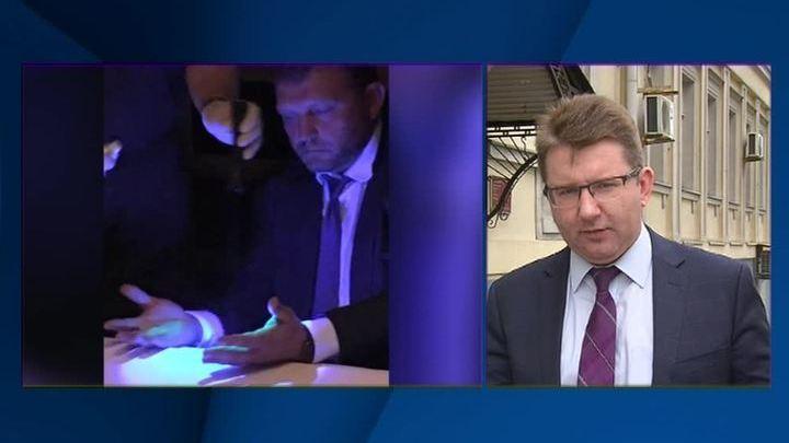 Задержание губернатора Кировской области Никиты Белых