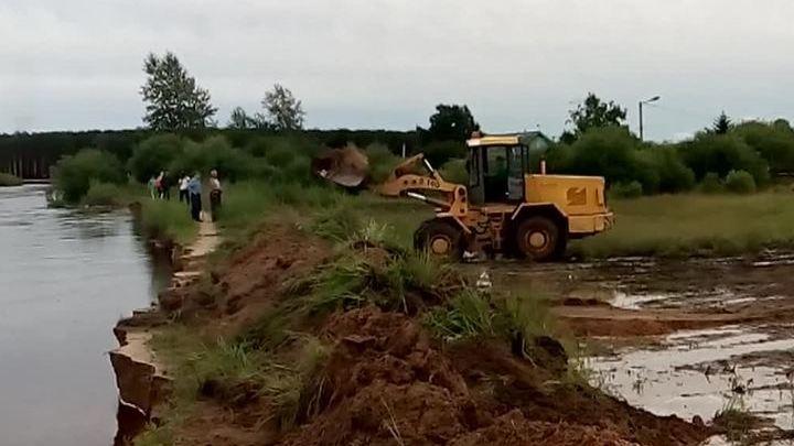 Вода освободила все подтопленные территории в Амурской области