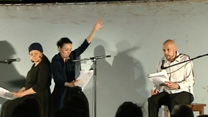 Эскиз спектакля «Зулейха открывает глаза» представлен в МХТ