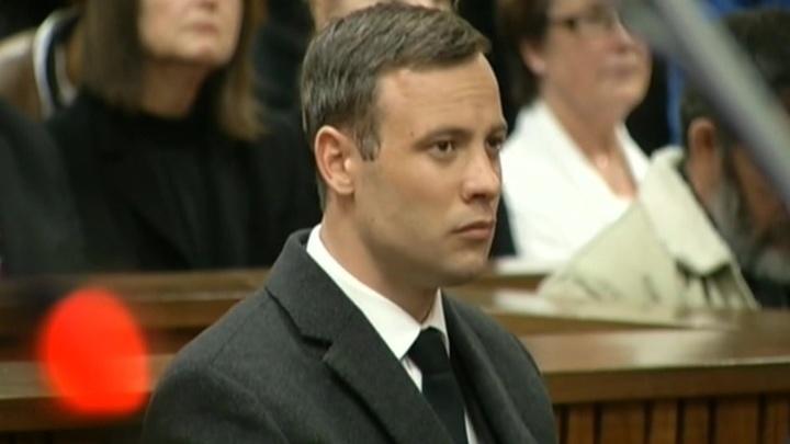 Суд над Писториусом: паралимпиец отсидит в тюрьме 6 лет вместо 15