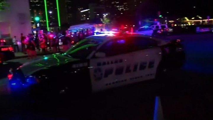 Даласский стрелок застрелил полицейских из мести и ненависти