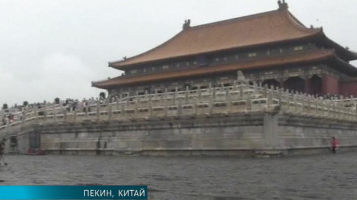 Часть Великой Китайской стены обрушилась из-за ливней