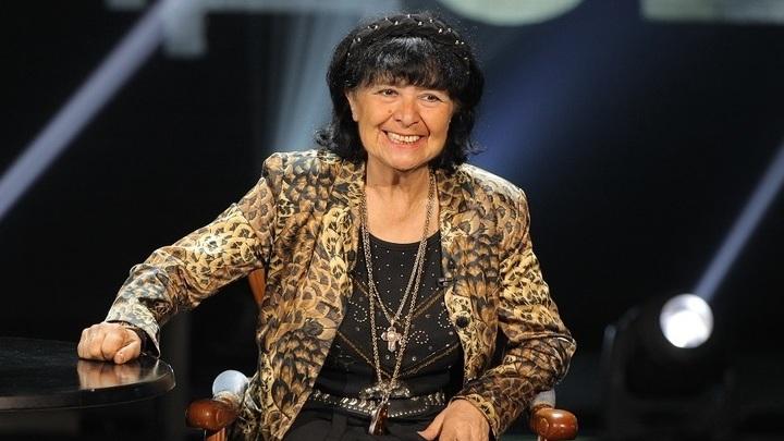 "Лиана Исакадзе в программе ""Линия жизни""."
