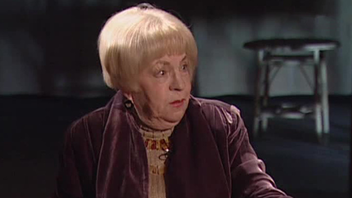 На 88-м году жизни скончалась Зинаида Шарко