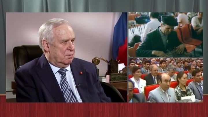 Николай Рыжков: до сих пор не уверен, что за ГКЧП не стоял Горбачев