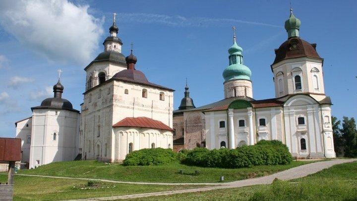 В Кирилло-Белозерском монастыре открылась выставка