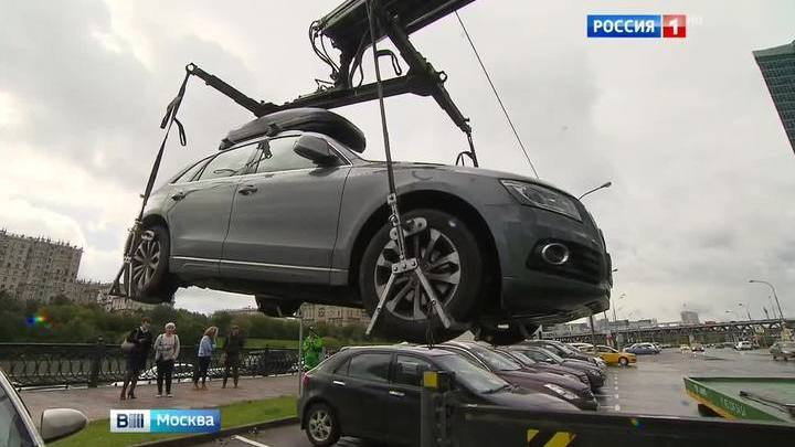 "В ""Москва-Сити"" проверили парковки для инвалидов"