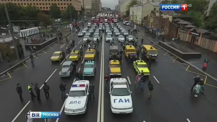 День города в Москве отметили более 5 млн человек