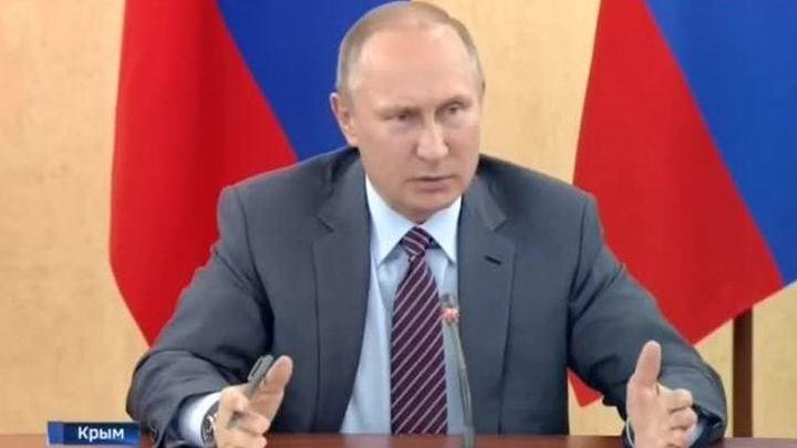 Путин рассказал, что делать с деньгами