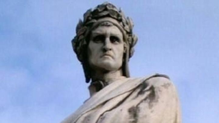 Алигьери Данте, поэт, литературовед, богослов и политический деятель