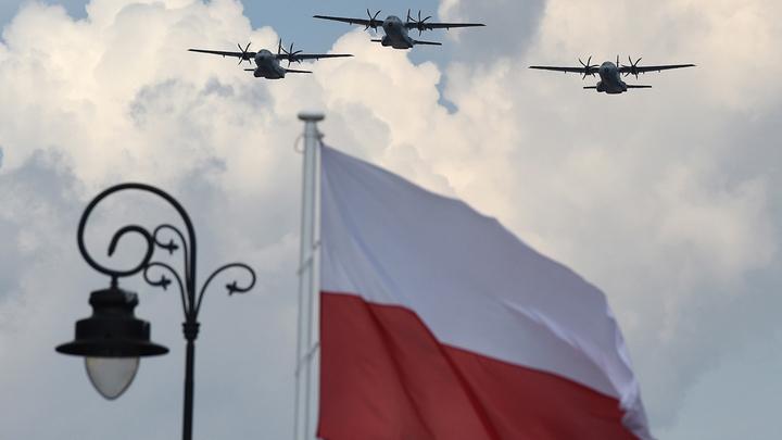 Польша заявила, что Россия снова хочет стать империей