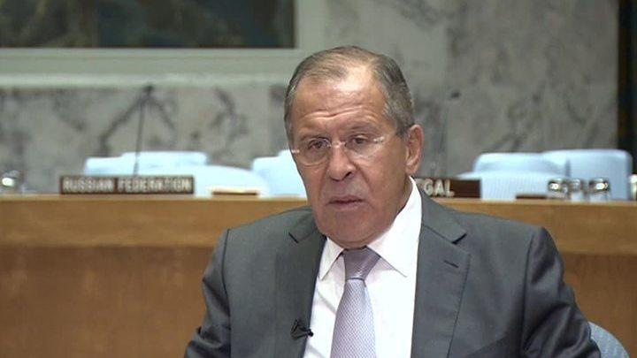 Наша авиация там не работала: Лавров ответил на обвинения США