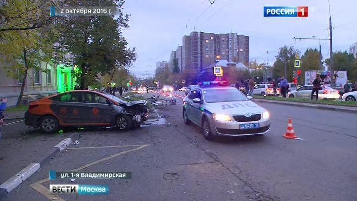 """Перед трагическим наездом на пешеходов водитель прокатного """"Соляриса"""" увеличил скорость"""