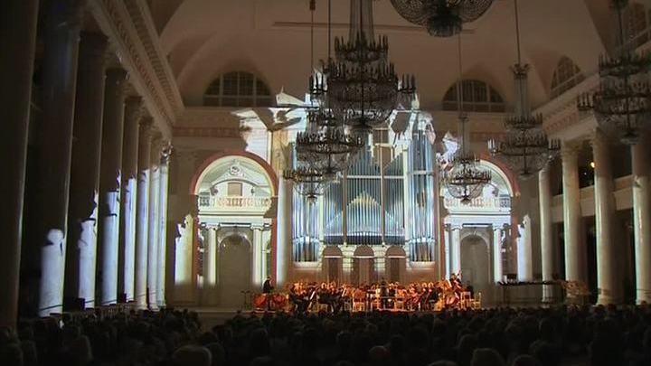 """""""Имперские столицы"""" - симбиоз музыкальной классики и передовых технологий"""