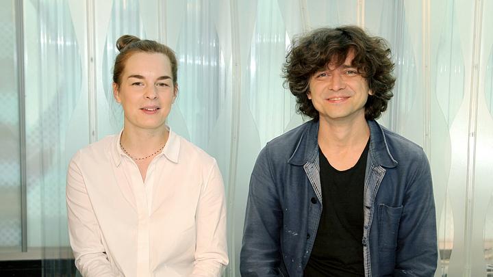Дарья Урсуляк и Джегош Яжина