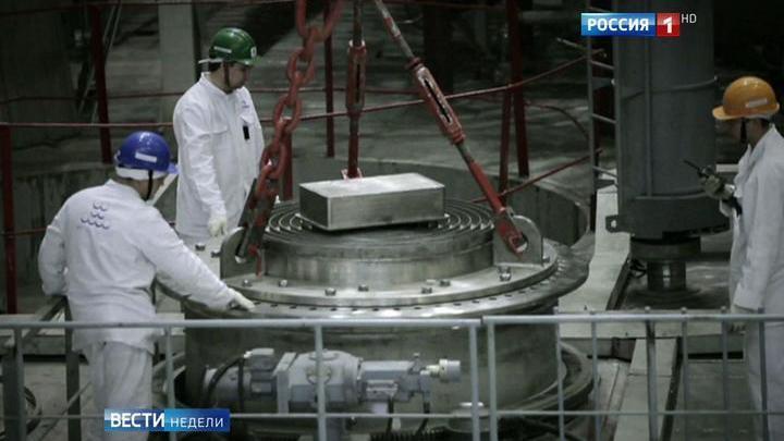 Бомбы до востребования: американцы складируют оружейный плутоний