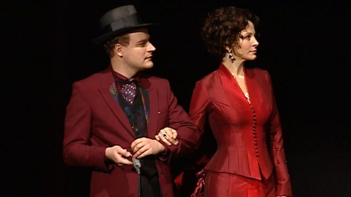 """В Театре им. Моссовета поставили спектакль """"Baden-Баден"""" по Тургеневу"""