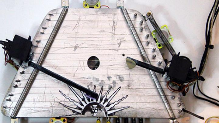 Российский изобретатель создал гусли, управляемые мозговыми волнами