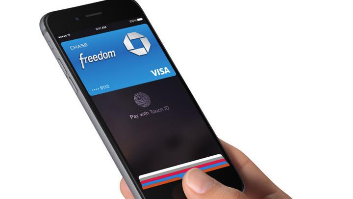 Сбербанк подключил карты Visa к Apple Pay и Samsung Pay