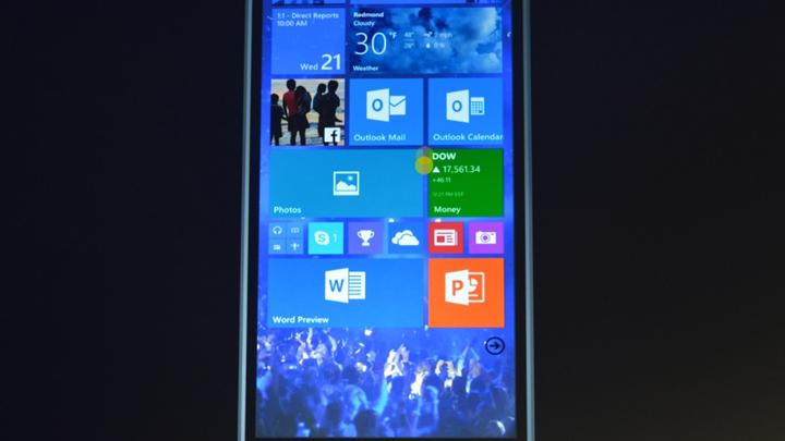 Универсальная платформа. Все, что Microsoft рассказала о Windows 10