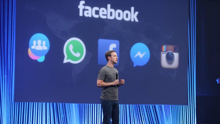 Аудитория Facebook приблизилась к 2 миллиардам человек