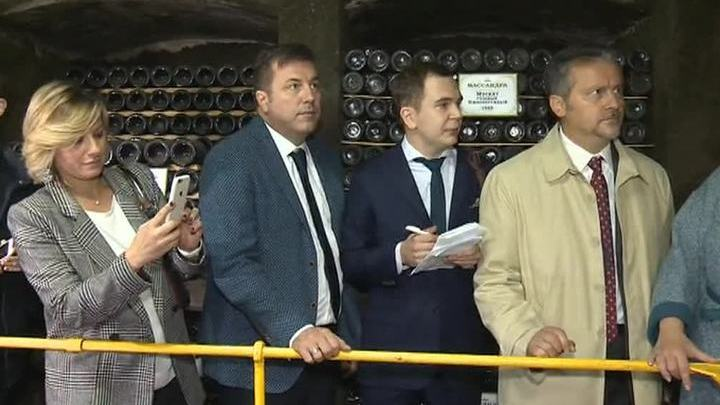 Невероятные приключения итальянских депутатов в Крыму