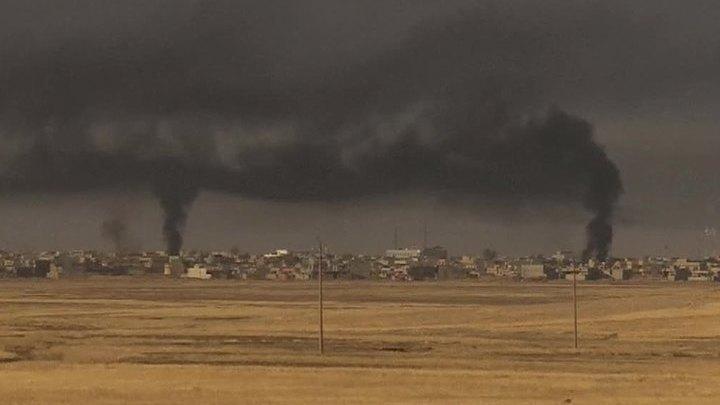 Штурм Мосула: армию Ирака в городе ждут мины и террористы за живыми щитами
