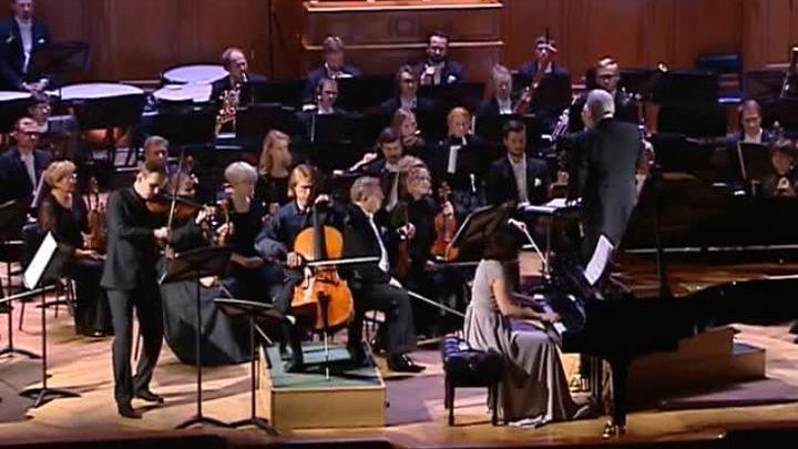 В Консерватории дал концерт Оркестр Московской филармонии