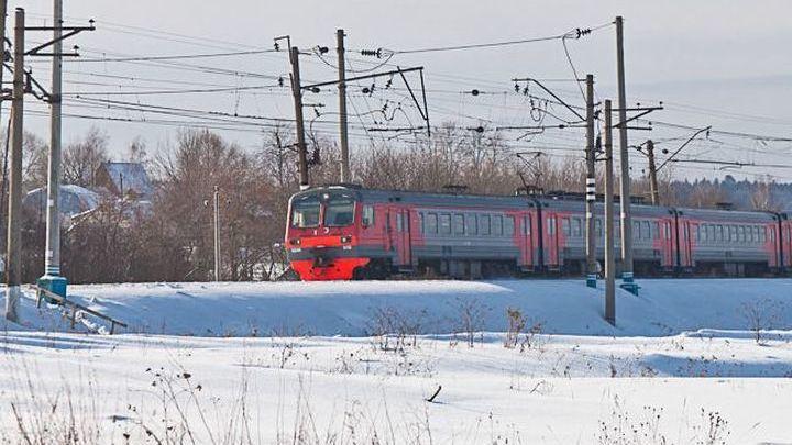 Пригородные электрички на Ярославском направлении МЖД идут с задержкой