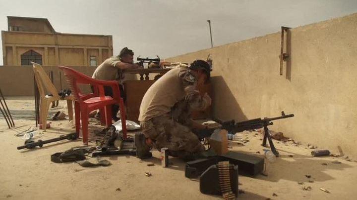 """Аналитики об операции в Мосуле: армия Ирака """"топчется на месте"""""""