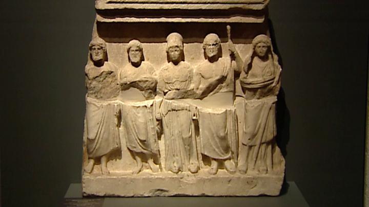 135 произведений древнегреческого искусства демонстрируют в Историческом музее