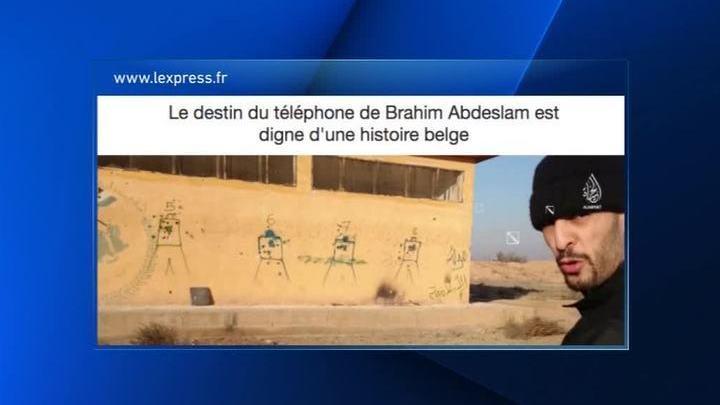 Важный вещдок по делу о терактах в Париже нашли под грудой полицейских бумаг