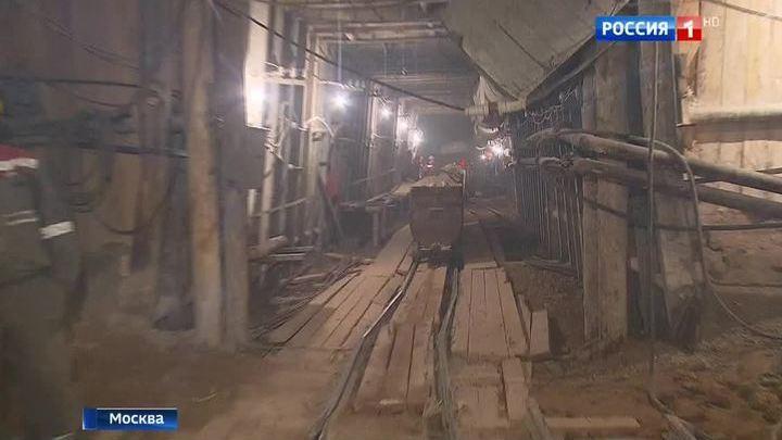 """""""Нижняя Масловка"""" станет последней глубокой станцией московского метро"""