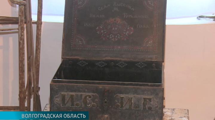 Кумылженский краеведческий музей хранит несколько тысяч экспонатов