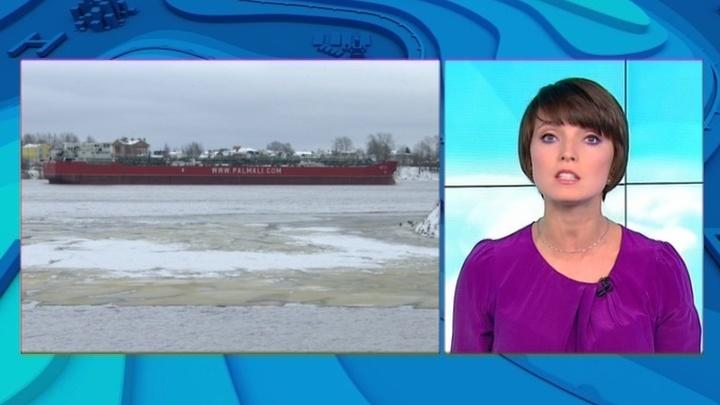 Оттепель в Санкт-Петербурге грозит сносом мостов