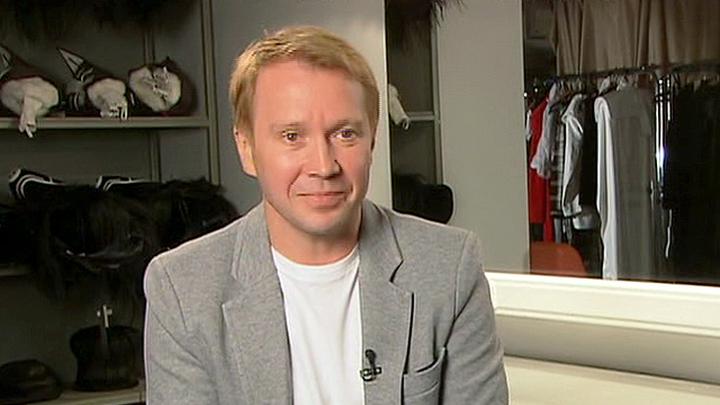 Евгений Миронов отмечает юбилей