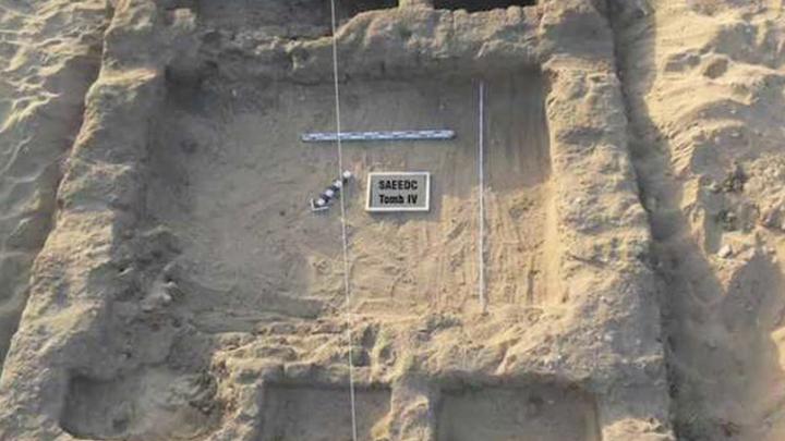 Захоронения и предметы быта, которым более семи тысяч лет, найдены в Египте