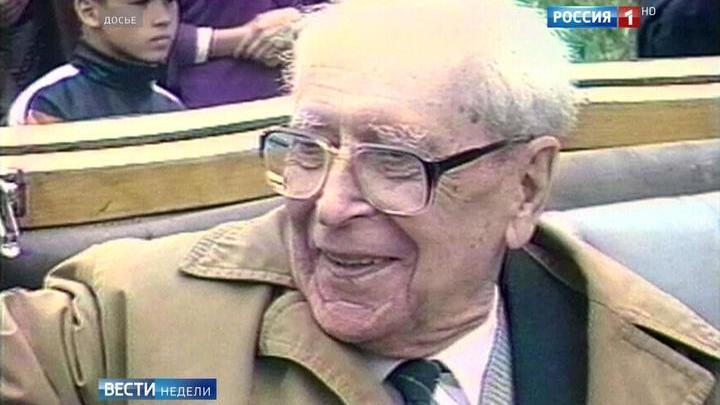 Дмитрий Лихачев: академику, филологу и искусствоведу 110 лет